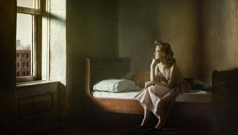 Efectos psicológicos del encierro. Ansiedad y depresión.